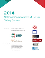 Cover Image: 2014 National Comparative Museum Salary Survey