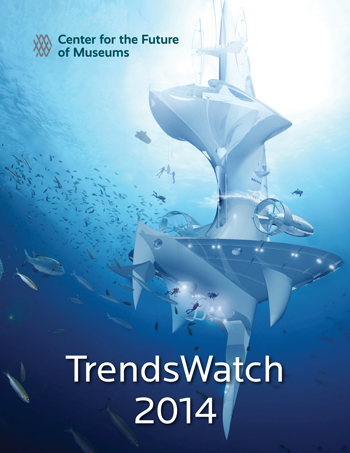 Book Cover: TrendsWatch2014
