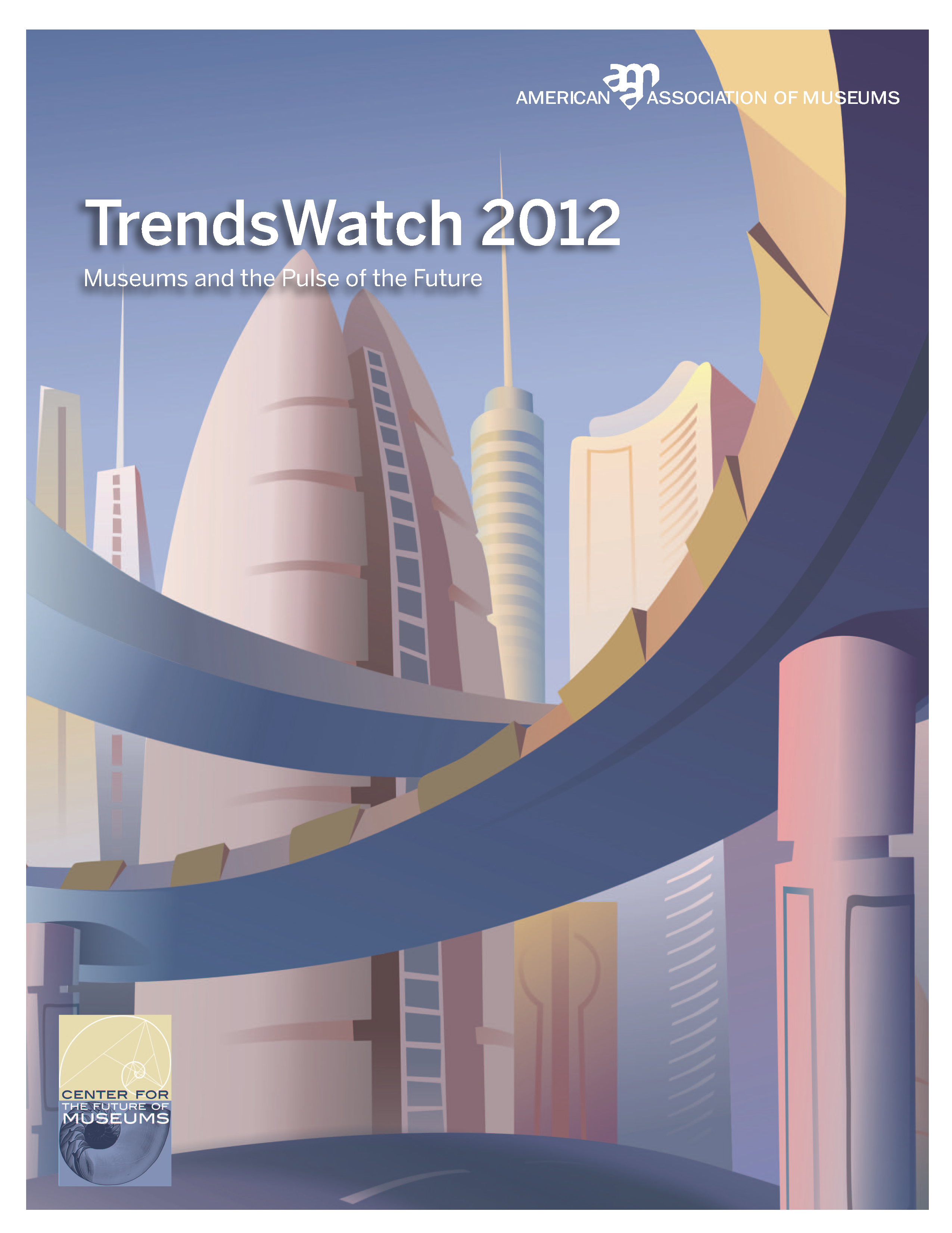 Book Cover: TrendsWatch 2012