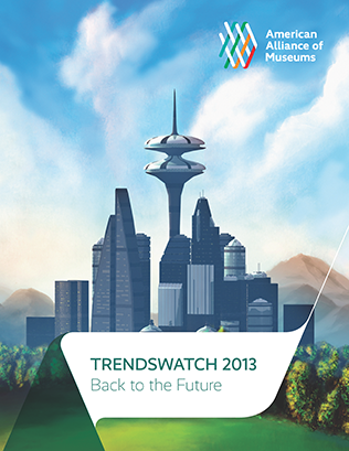 Book Cover: TrendsWatch 2013